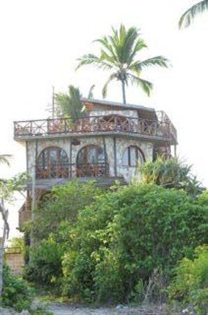 Samaki Lodge:                                                       Una struttura del posto