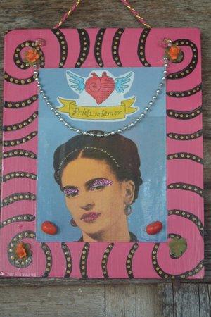 El Jardin de Frida:                   funky frida