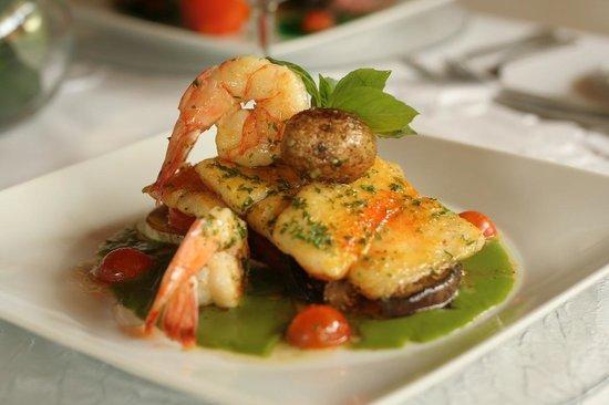La Casa de Los Nogueras: Mediterranean Dish