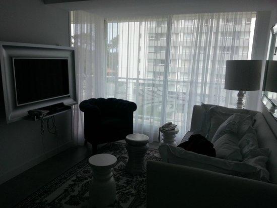 Yoo Punta Del Este: Muy buena sala de estar!