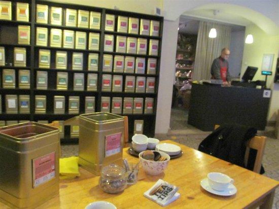 Franz & Sophie World of Tea:                   Franz and Sophie/Sarajevo