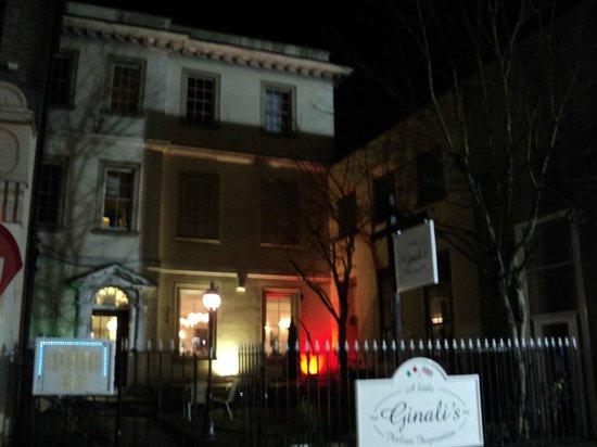 Ginali's, Poole