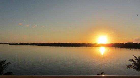 Boca Ciega Resort & Marina:                   AMAZING sunsets