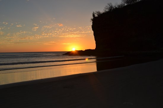 Latina Hostal: Weekend Trip to San juan de Sur, Rivas, sunset in playa Hermosa