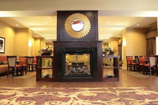 Hampton Inn Milan : Lobby