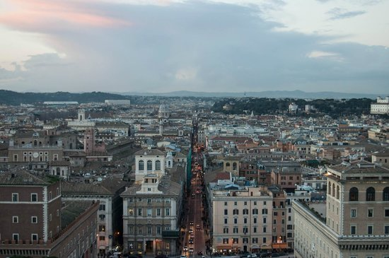 Roma dal Cielo Terrazza delle Quadrighe (Rome) - All You Need to ...