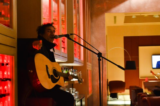 Radisson Blu Hotel Amritsar:                   Andre With live Music @ Bar