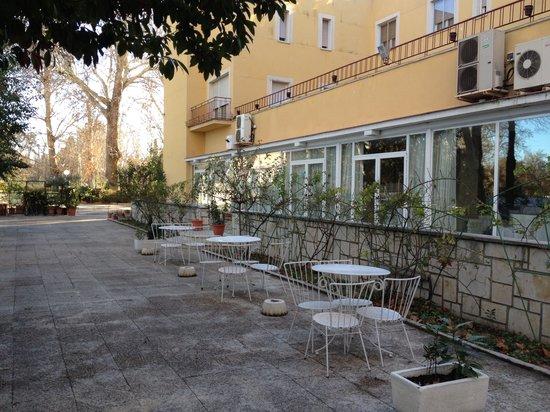 Hotel Mercedes, hoteles en Aranjuez