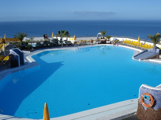 Hotel Riosol:                   One of the pools