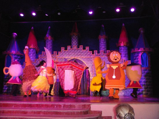 Grand Palladium Colonial Resort & Spa: show disney