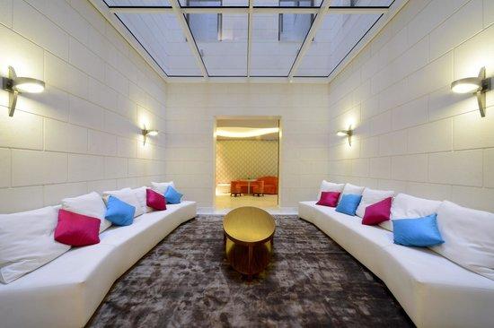 Hotel Indigo Barcelona - Plaza Catalunya: Sala de espera