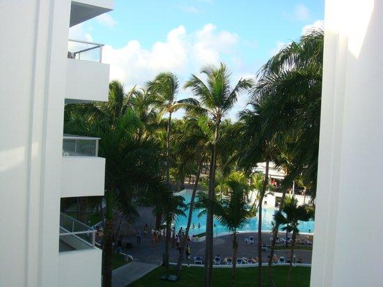 Hotel Riu Naiboa:                                     VUE PISCINE