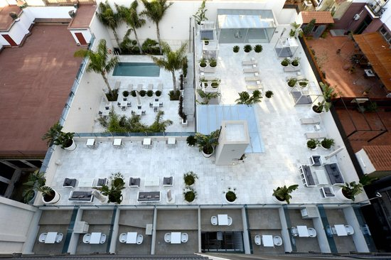 Hotel Indigo Barcelona - Plaza Catalunya: Terraza & Solarium