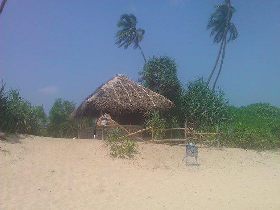 Cinnabar Resort:                   Cinnabar Restourant visto dalla spiaggia