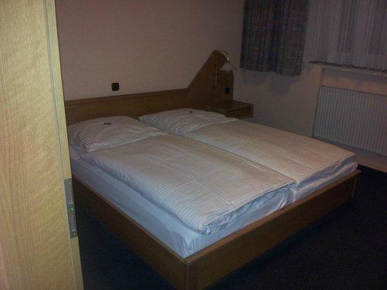 Hotel Lonac:                   The beds