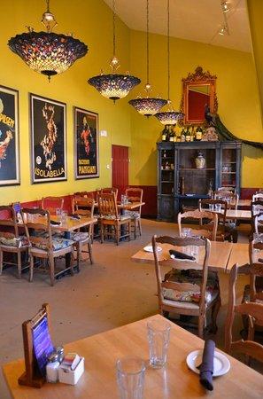 Windy Ridge Cafe Interior