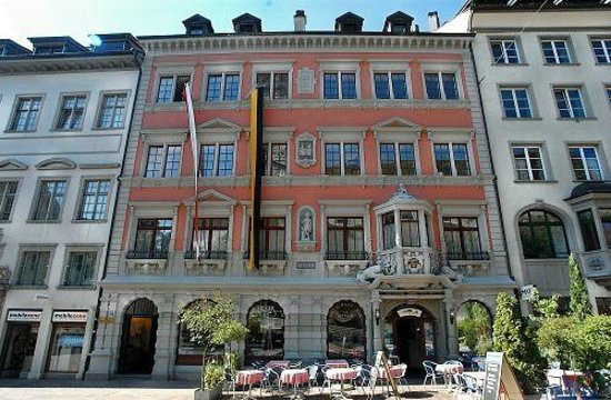 Photo of Hotel Restaurant Bar Zum Sittich Schaffhausen