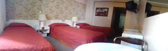 Apart Lima 265 - Edificio ACARA: Suite 4 camas