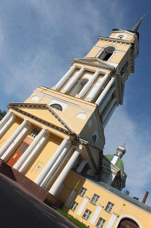 Perm State Art Gallery:                   Башня в небо