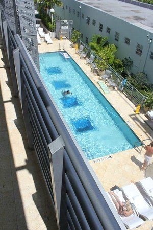 Z Ocean Hotel South Beach:                   Pool