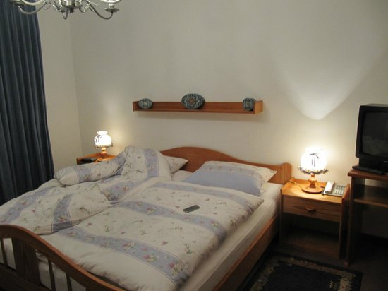 Pension Haus am Berg:                   номер 8
