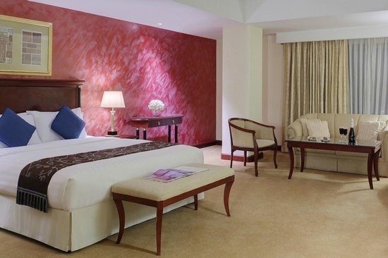 Madinah Movenpick Hotel: Suite