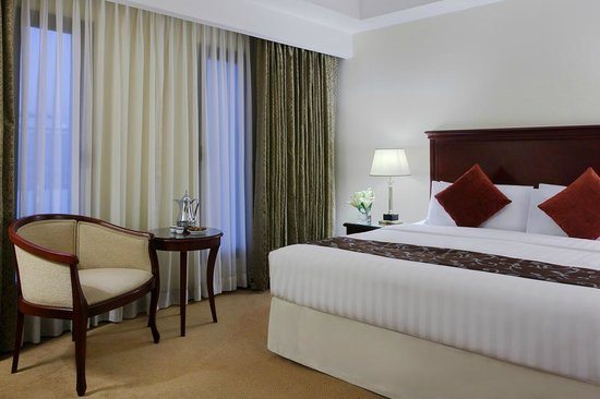 Madinah Movenpick Hotel: Room