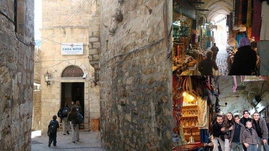 Custodia Di Terra Santa Casa Nova: Casa Nova - Jerusalem