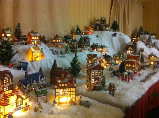 Baymont Inn & Suites Manchester - Hartford CT: Christmas Village