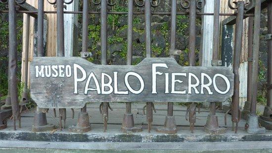 Hotel Weisserhaus:                   Museo Pablo Fierro - Imperdivel a visita