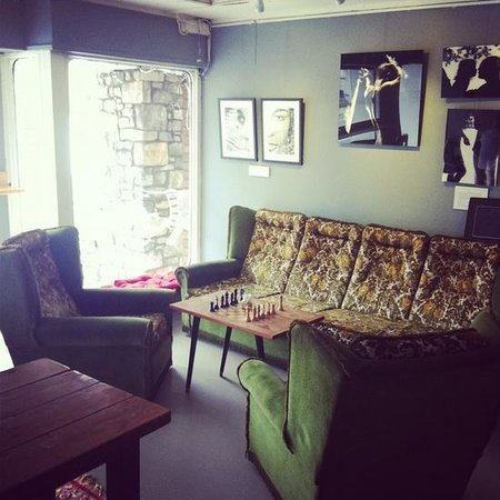 Little Green Street Gallery:                   Couch