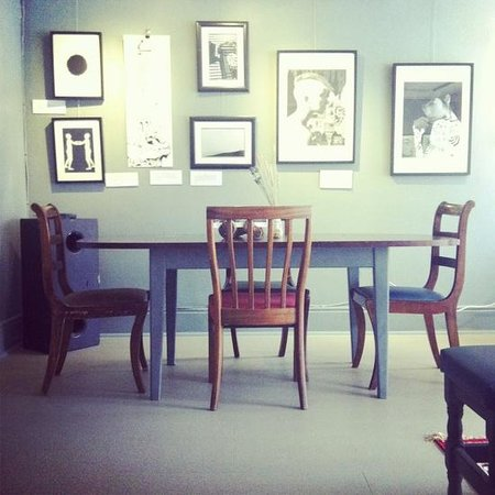 Little Green Street Gallery:                   Gallery