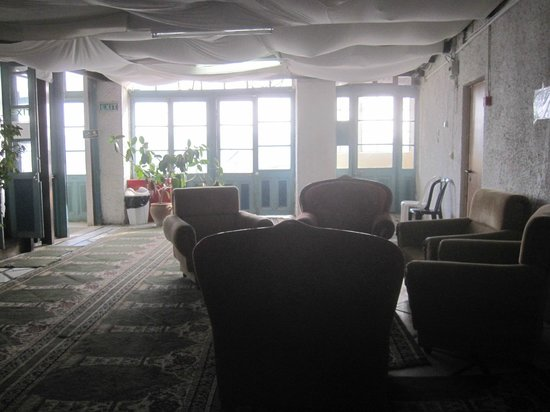 Petra Hotel & Hostel:                   interno Ostel