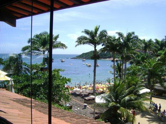 La Boheme Hotel e Apart Hotel:                   Vista desde Sala recreativa