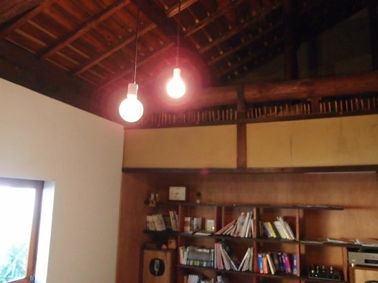 Yuzan Guesthouse:                   common room