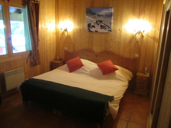 Jack & Jill - Chalet Beaumont :                   Our room