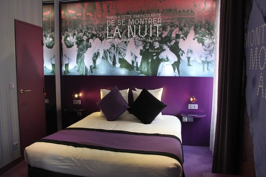 Montmartre Mon Amour:                   Our Room