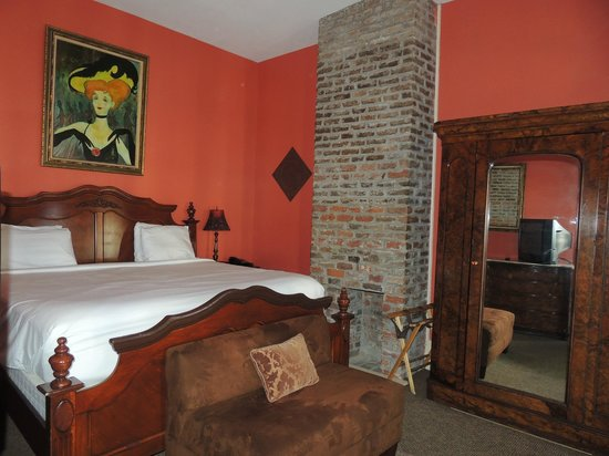 The Frenchmen Hotel: 2013 Frenchmen Balcony Room