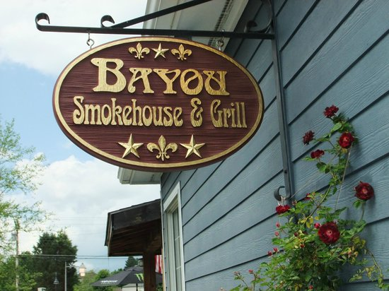 Bayou Smokehouse & Grill: Bayou Smokehouse and Grill, Banner Elk, NC