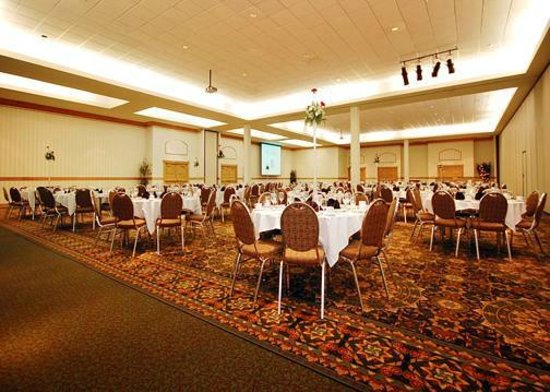 Quality Inn & Suites: Platte River Ballroom