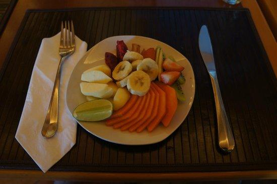 Hotel Casa San Angel:                   Desayuno