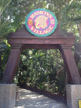 Ramon's Village Resort:                   welcome to Ramon's Village