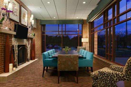 Hilton Garden Inn Wisconsin Dells: Lobby