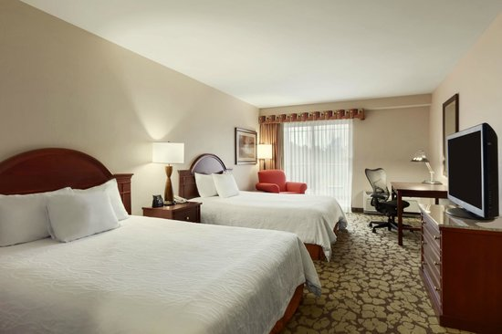 Hilton Garden Inn Wisconsin Dells: 2 Queen Beds