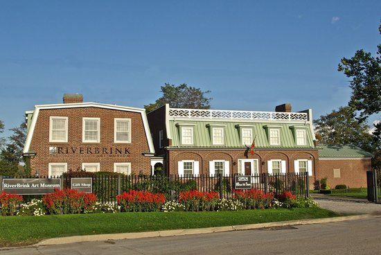 Queenston, Canada: RiverBrink Art Museum