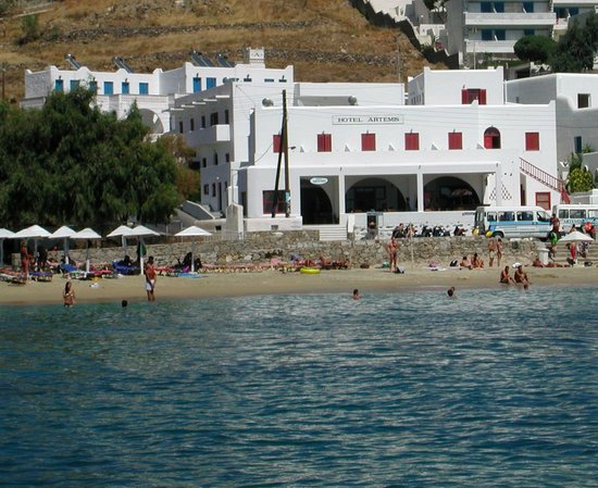 Photo of Artemis Hotel Mykonos