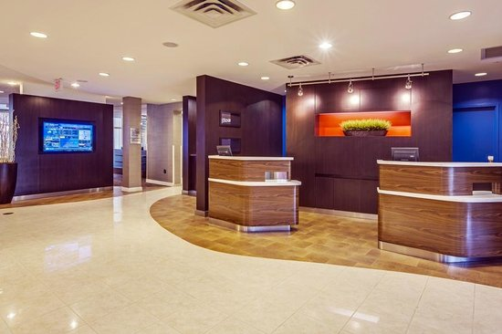 Courtyard by Marriott Fort Lauderdale SW / Miramar: Front Desk