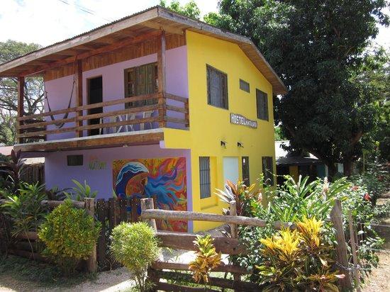 Hostel Matilori:                   Matilori repainted