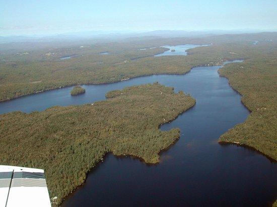 Camp Skoglund : Echo Lake in Mount Vernon