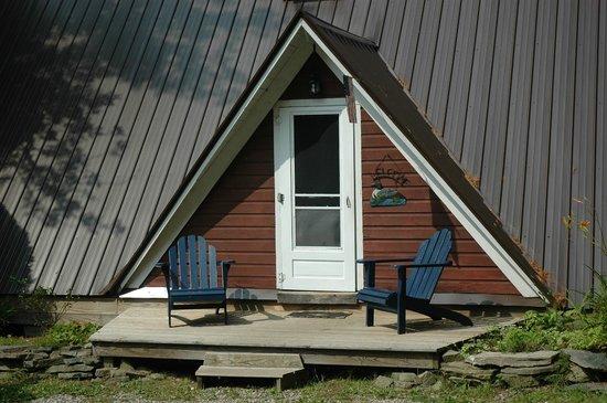 Camp Skoglund : The Lodge